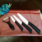 Oster Ostead 4-Piece Ceramic Knife Set