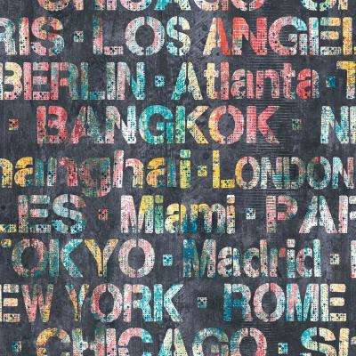 28.29 sq. ft. Cities Of The World Peel & Stick Wallpaper