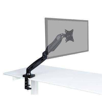 Gas Spring Desk Mount Fits 17 in. - 27 in. Monitor up to 14 lbs.