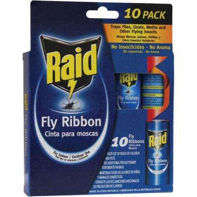 10 Fly Ribbon (3-Pack)