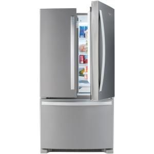 Whirlpool 25.2 french door refrigerator reviews