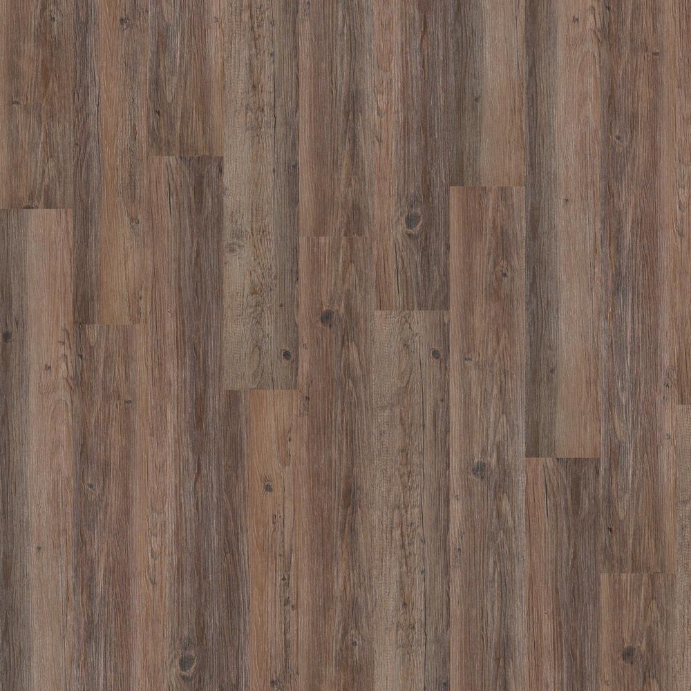 New Liberty 6 mil Trail 6 in. x 48 in. Glue Down Vinyl Plank Flooring (53.93 sq. ft./case)