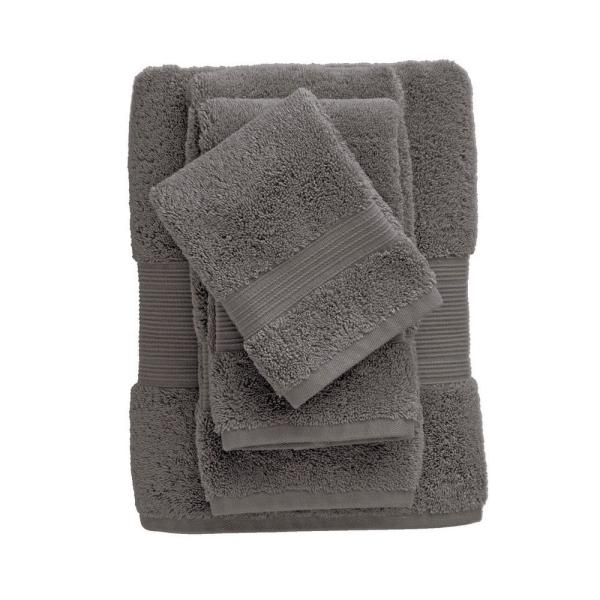 The Company Store Legends Regal Egyptian Cotton Fingertip Towel in Seal