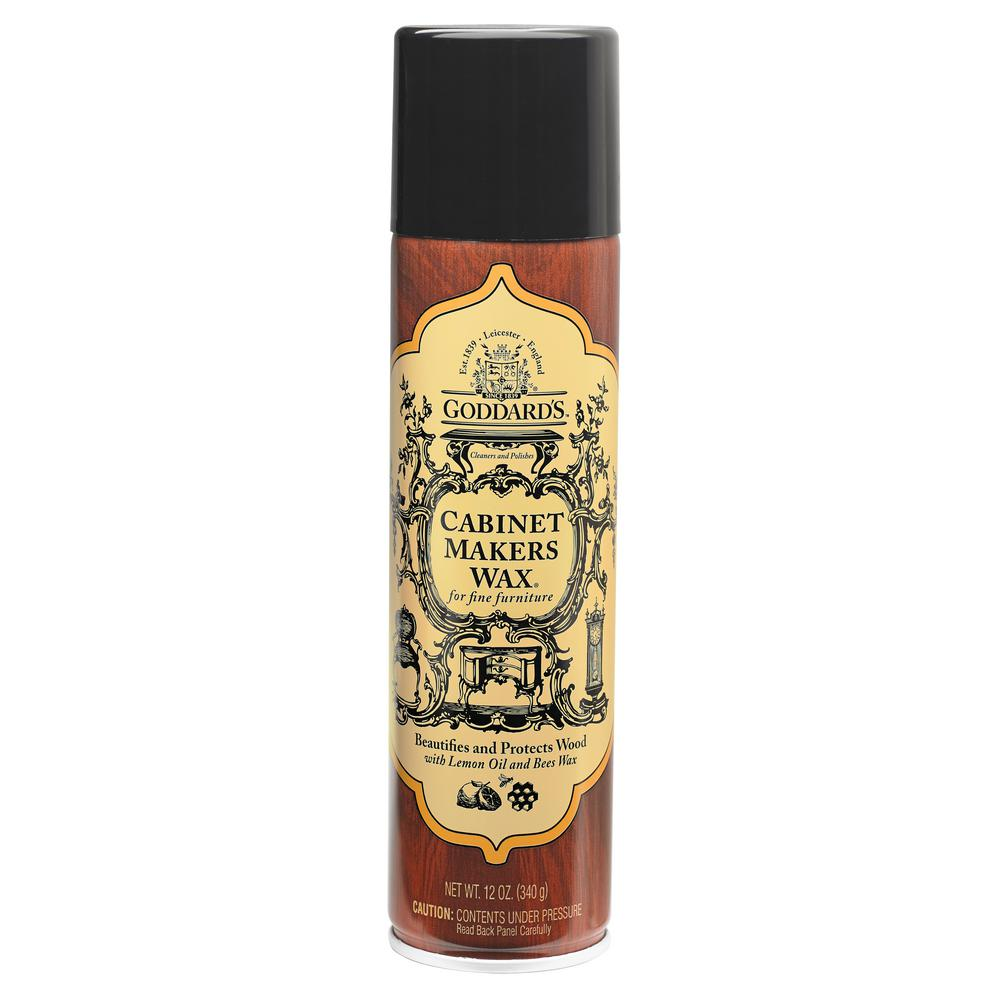 Goddard's Wood Cabinet Makers Aerosol Wax