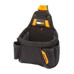 Tape Measure with All Purpose Pouch in Black