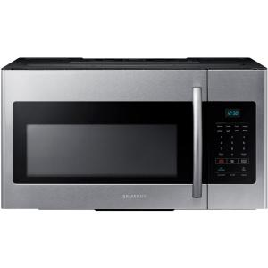Samsung 30 inch W 1.6 cu. ft. Over the Range Microwave in Stainless Steel by Samsung