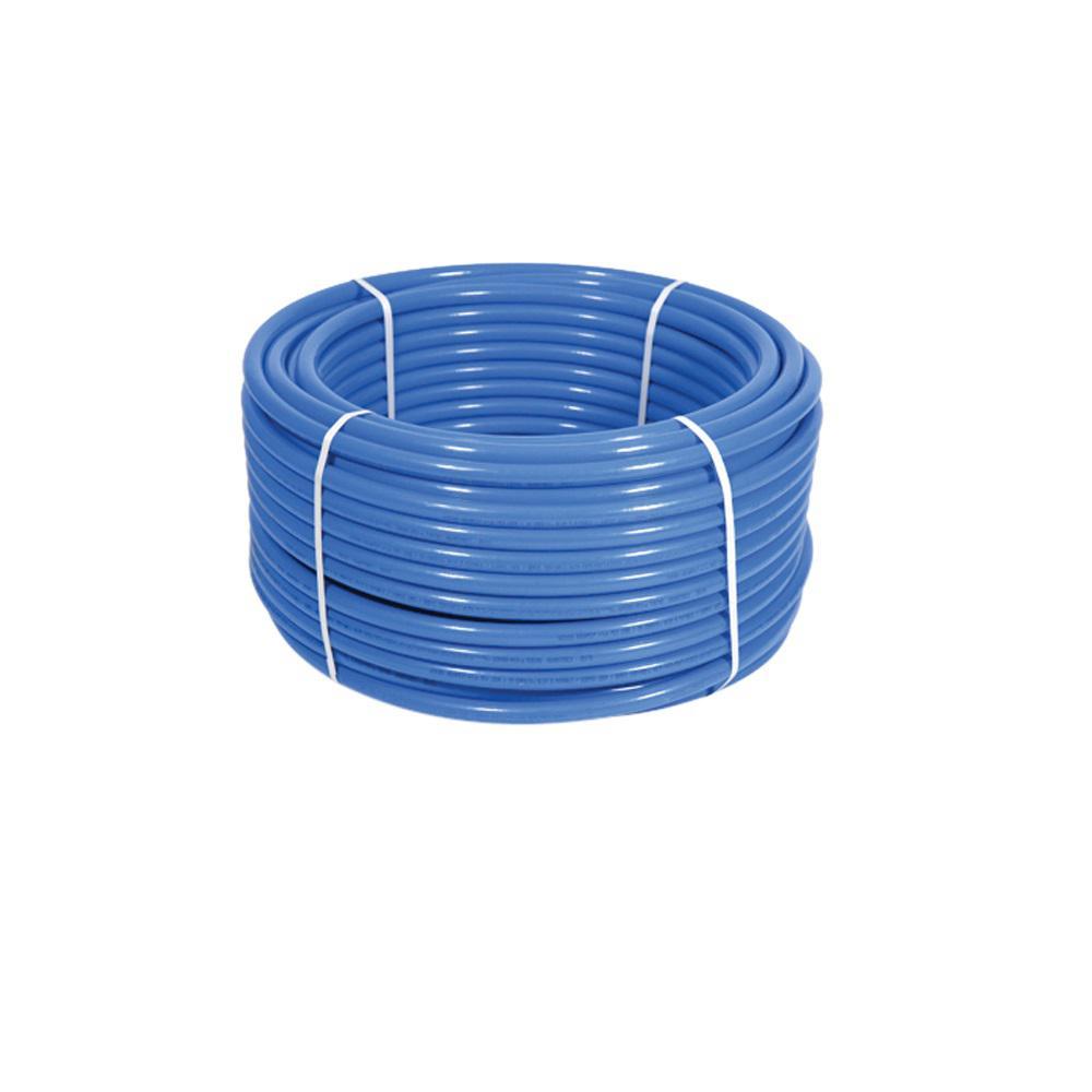 1/2 in. x 300 ft. Aqua PEX Coil in Blue