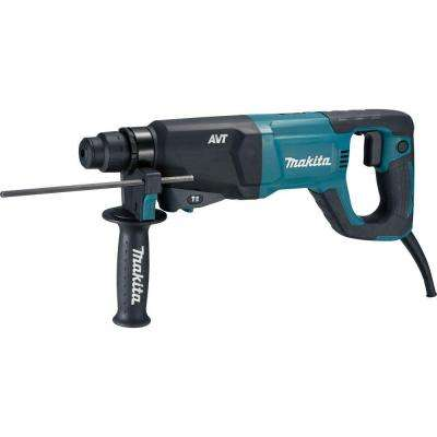 8 Amp 1 in. Corded SDS-Plus Concrete/Masonry AVT (Anti-Vibration Technology) Rotary Hammer Drill with Handle, Hard Case