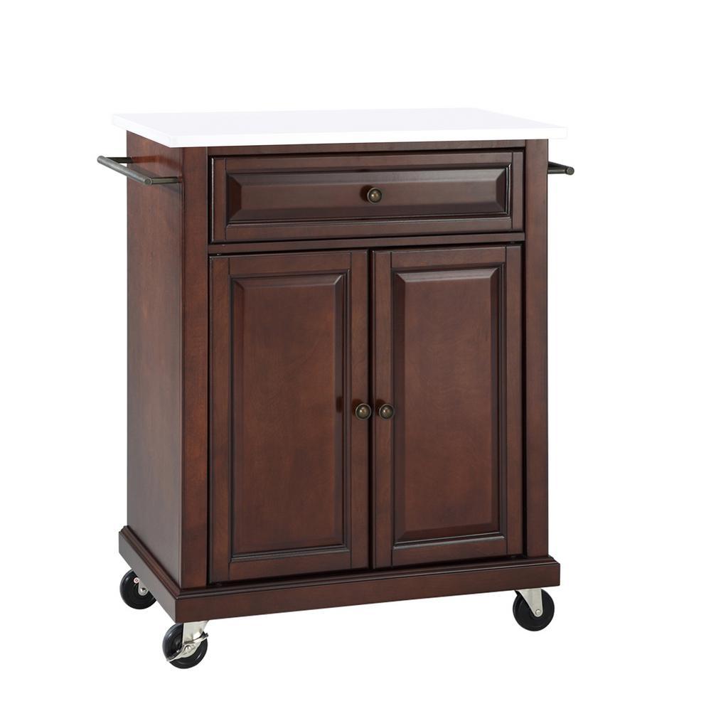 Crosley Furniture Mahogany Portable