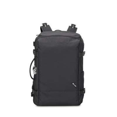 Vibe 20 in. Black Carry On Backpack