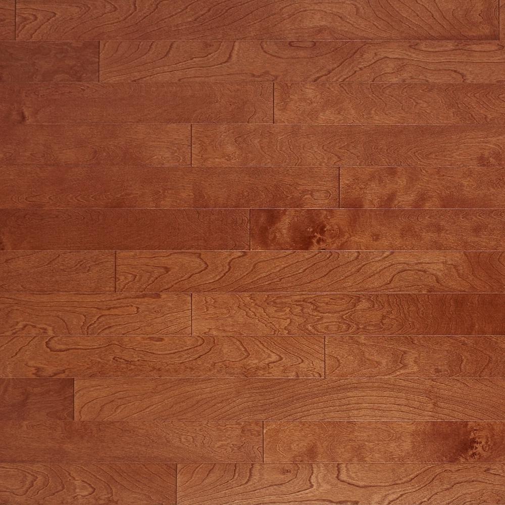 Take Home Sample - Birch American Tandooi Engineered Click Hardwood Flooring - 5 in. x 7 in.