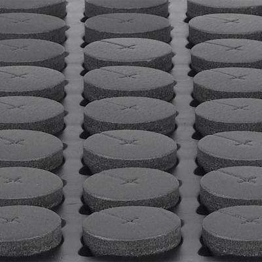 1 lbs. 2 oz. Aeroponic Soft Cloning Collars (280-Pack)
