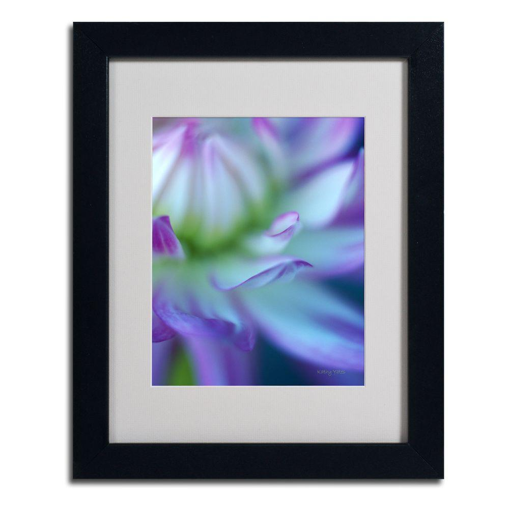 11 in. x 14 in. The Color Purple Matted Framed Art