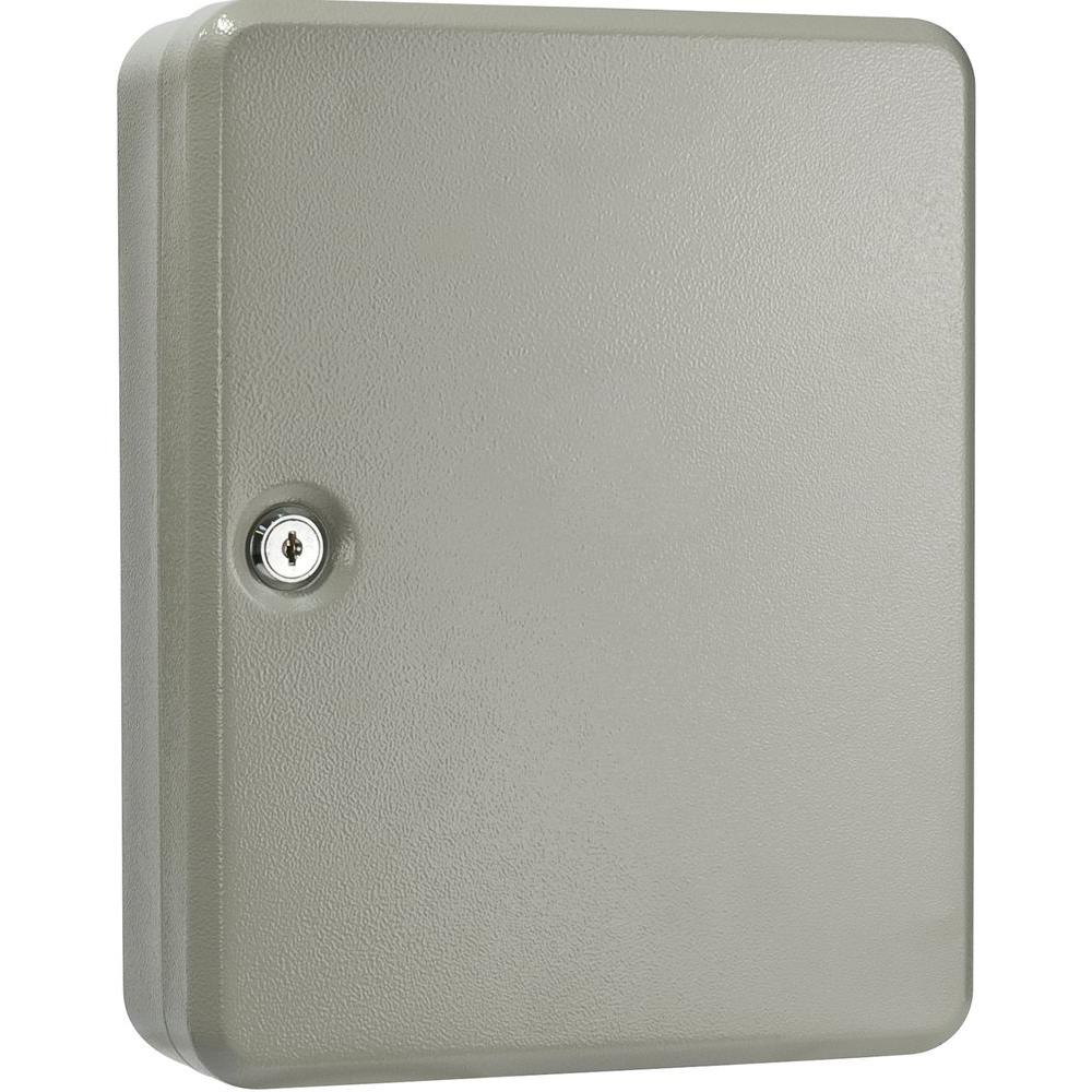 105 Key Lock Box Safe with Key Lock, Beige