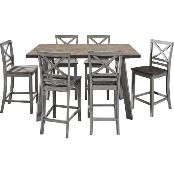 Trends of Cambridge Dining Furniture 7 Pc Set Central @house2homegoods.net