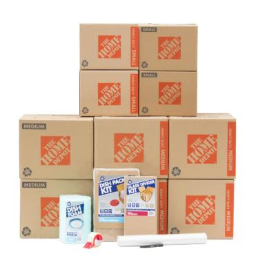 10-Box Kitchen Moving Box Kit