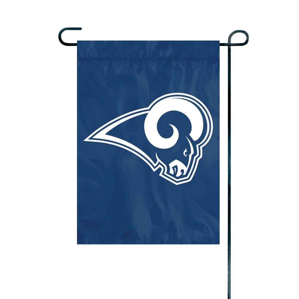 Los Angeles Rams Premium Garden Flag