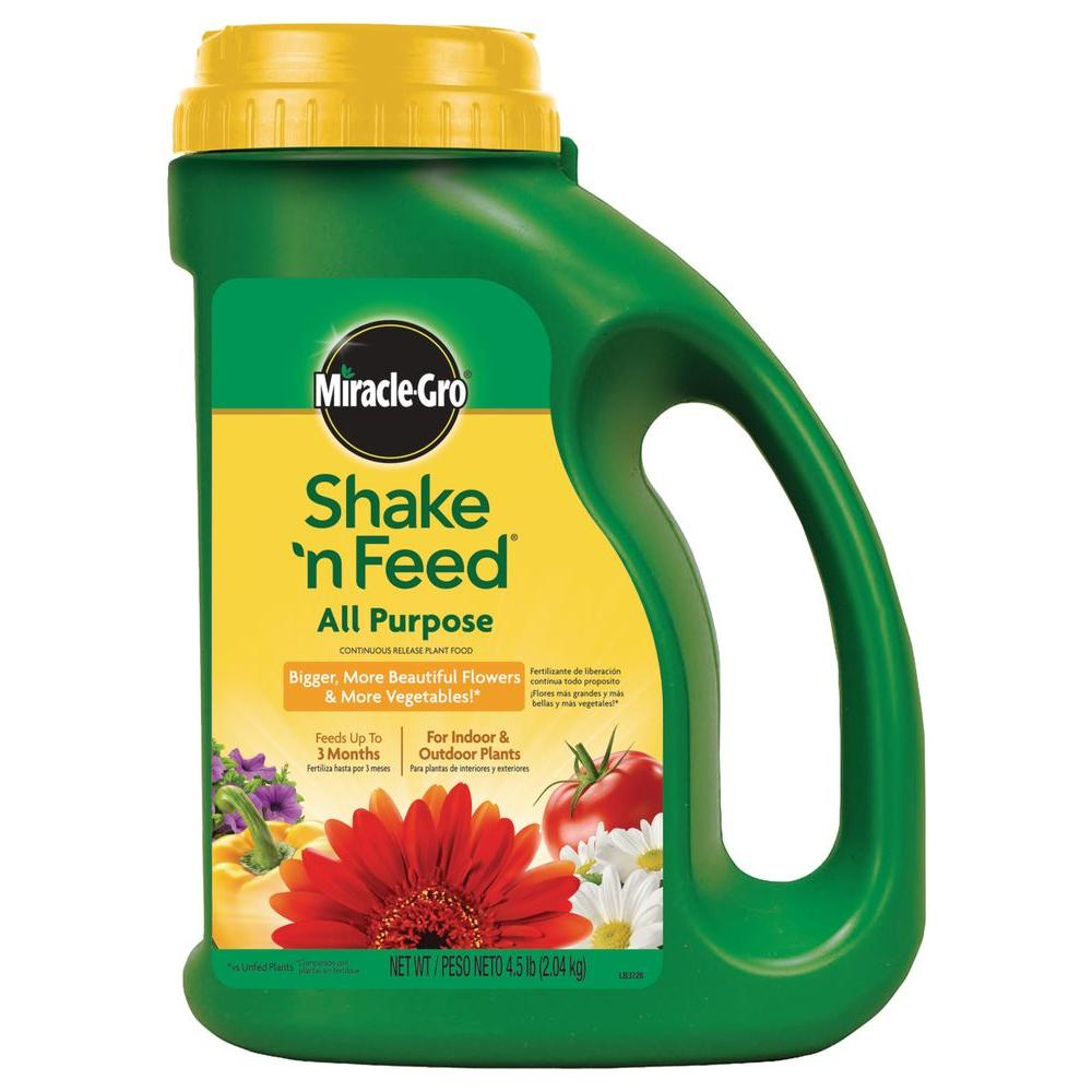 Shake 'N Feed 4.5 lb. All Purpose Plant Food