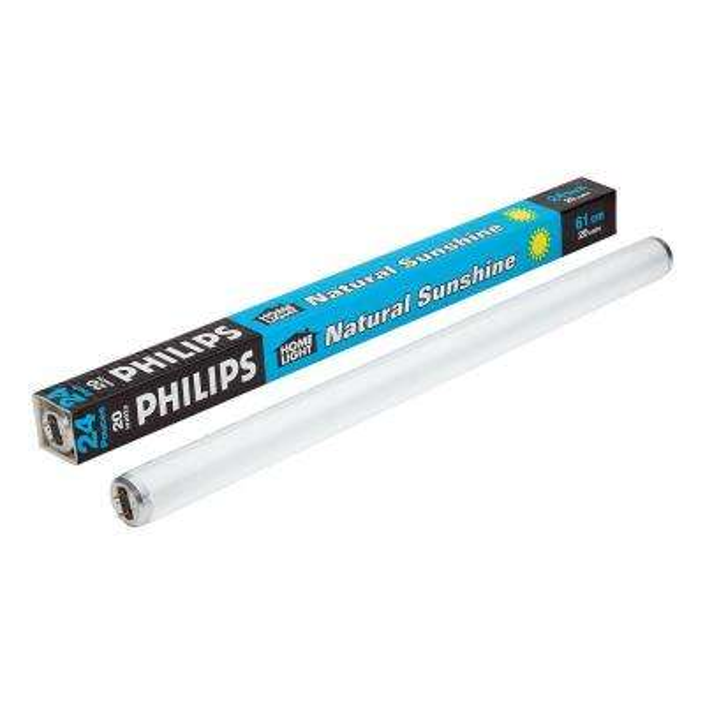 2 ft. T12 20-Watt Natural Light (5000K) Linear Fluorescent Light Bulb