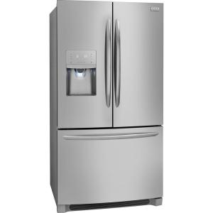 Bon +9. Frigidaire Gallery 21.7 Cu. Ft. French Door Refrigerator ...