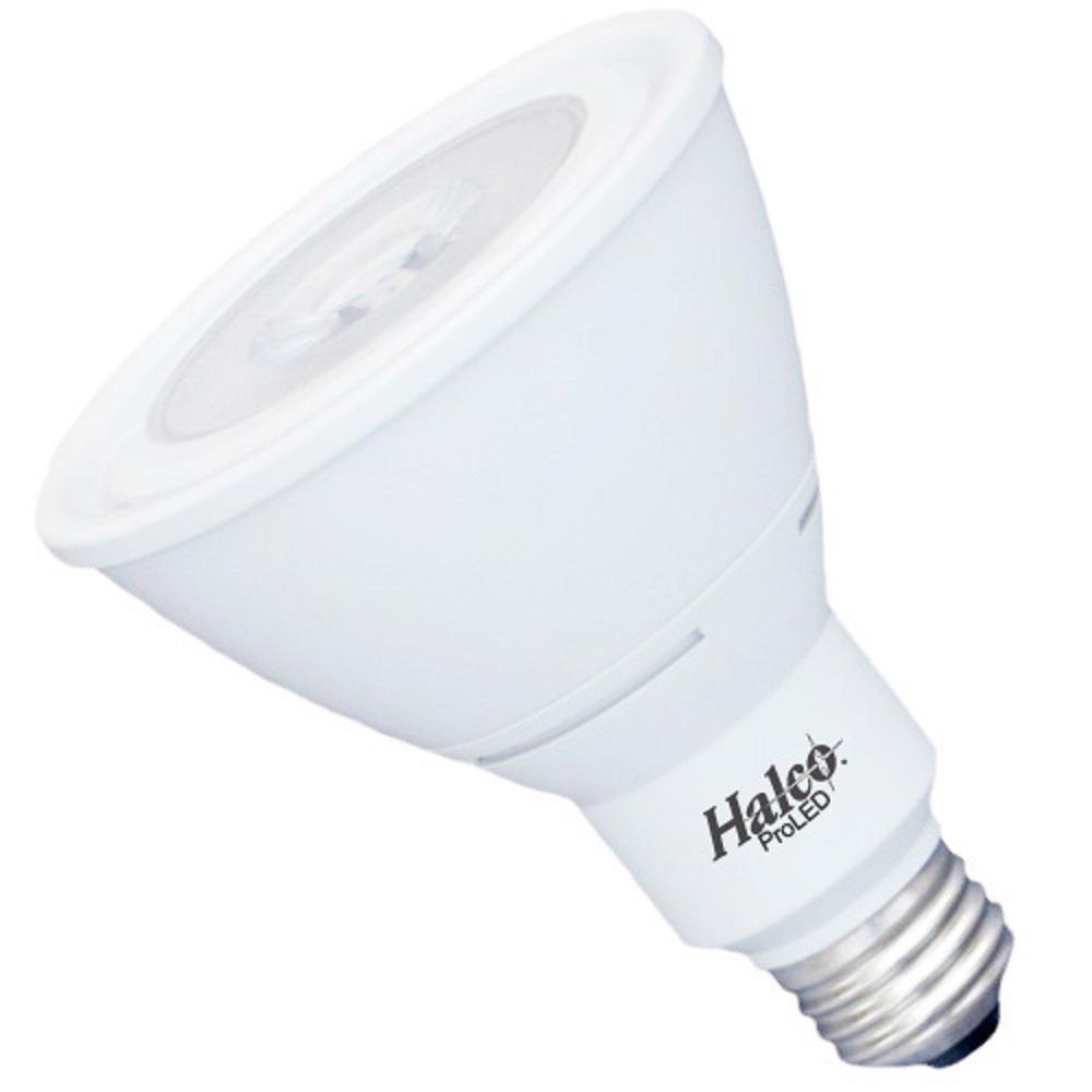 75-Watt Equivalent 11-Watt White PAR30L Long Neck Dimmable ENERGY STAR Flood LED Light Bulb 90CRI Cool White 4000K 83104