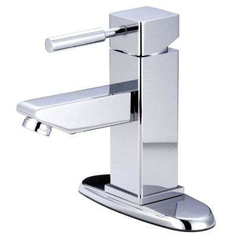 Concord Single Hole Single-Handle Bathroom Faucet in Chrome