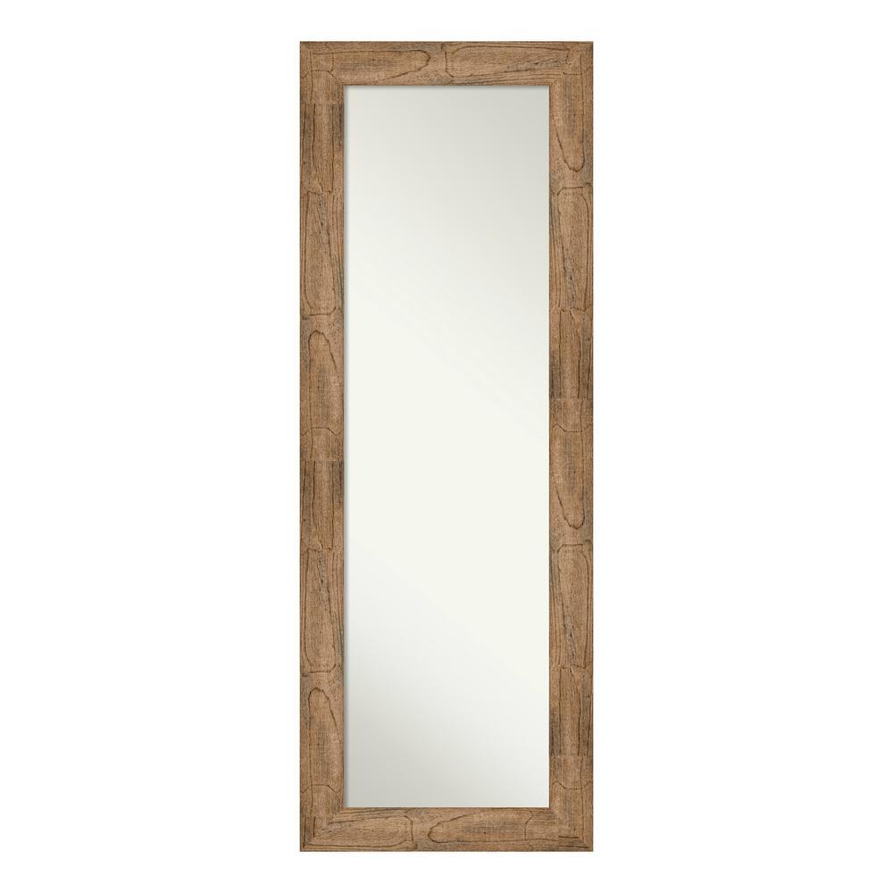 Amanti Art Owl Brown on the Door Mirror was $264.0 now $154.96 (41.0% off)