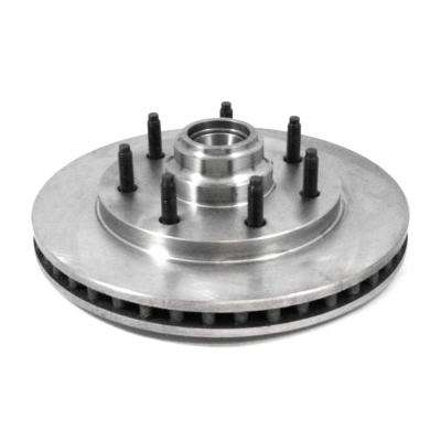 Disc Brake Rotor & Hub Assembly - Front