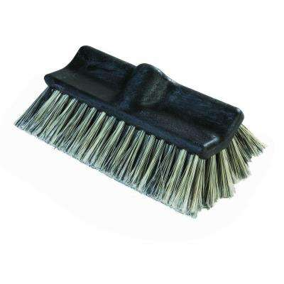10 in. Flo-Thru Dual Surface Flagged Polystyrene Vehicle Brush (Case of 12)