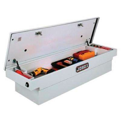 JOBOX 71 in. Steel Single Lid Full-Size Crossover Tool Box