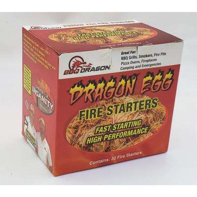 Dragon Egg Fire Starters