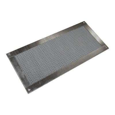 14 in. x 8 in. Galvanized Steel Two-Way Reversible Vent