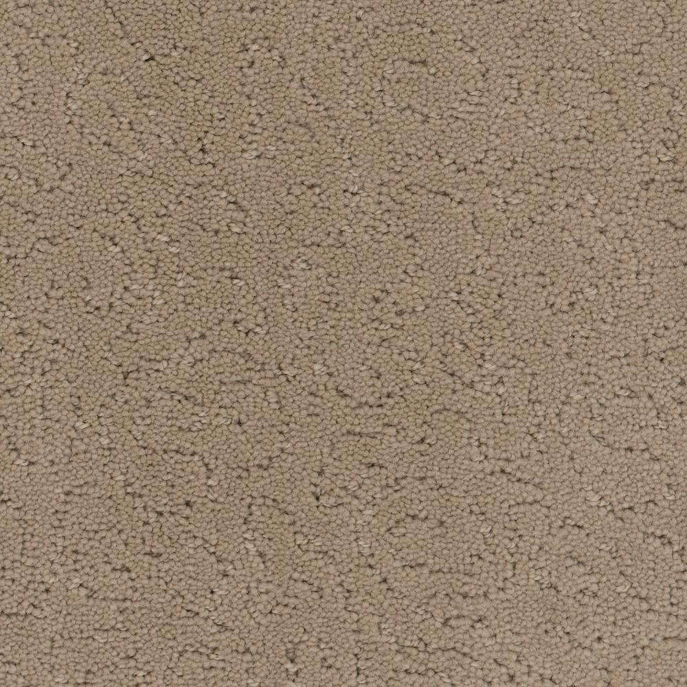 Adalida - Color Light Dusk Level Cut Loop 12 ft. Carpet