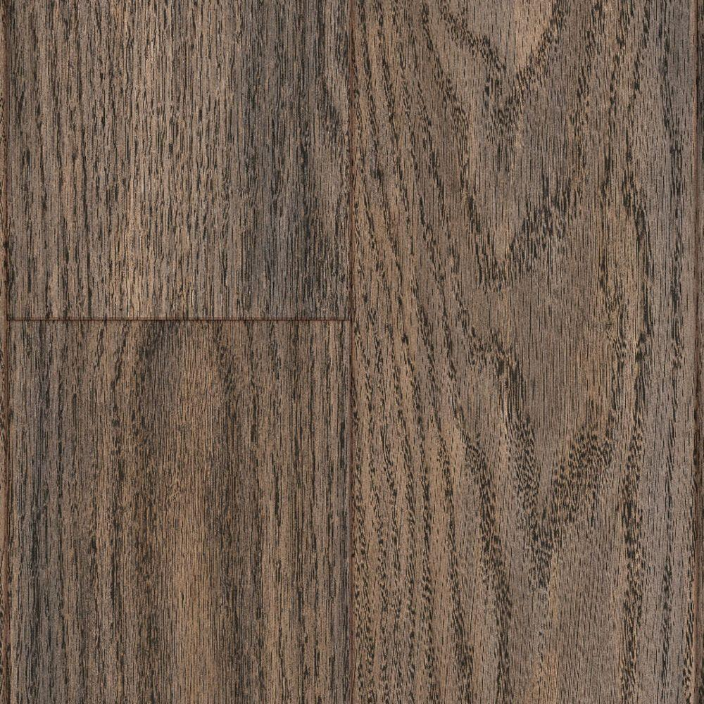 TrafficMASTER Colfax 12 mm Thick x 4-15/16 in. Wide x 50-3/4 in. Length Laminate Flooring (14.00 sq. ft. / case)