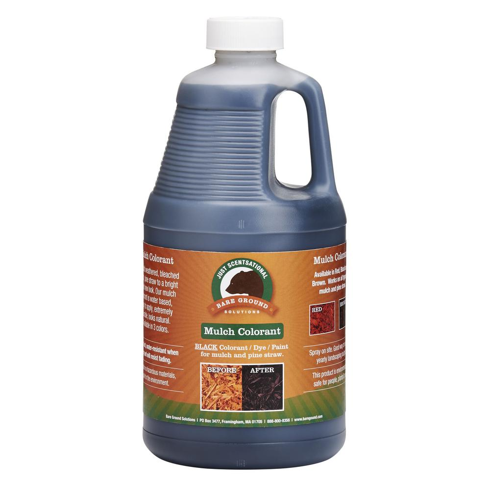 1/2 Gal. Black Mulch Colorant