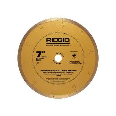 7 in. Premium Tile Diamond Blade
