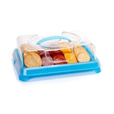 Cooler Color Food Server Blue