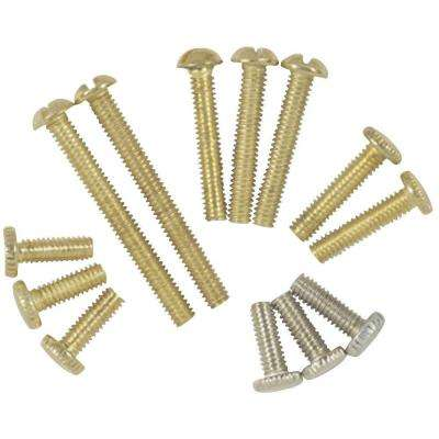 13 Assorted Screws