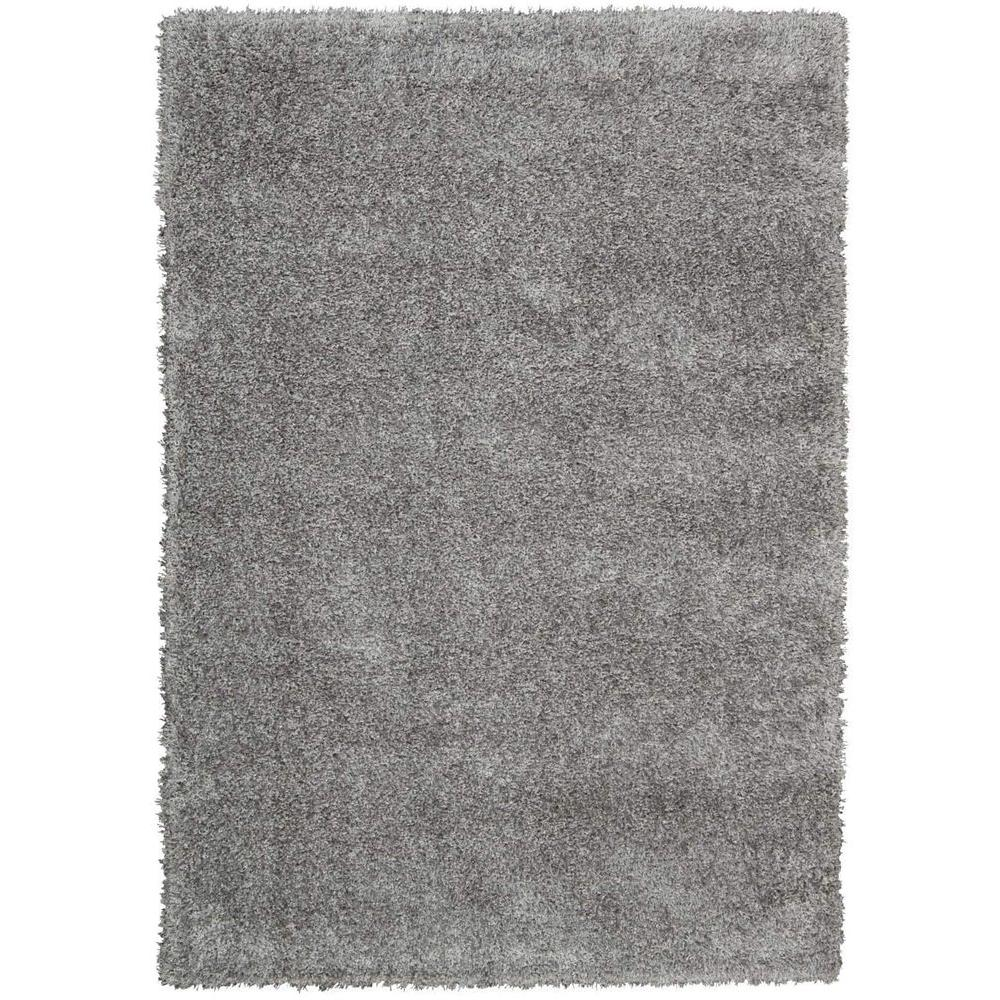 Nourison Escape Grey 7 ft. 10 in. x 9 ft. 10 in. Area Rug