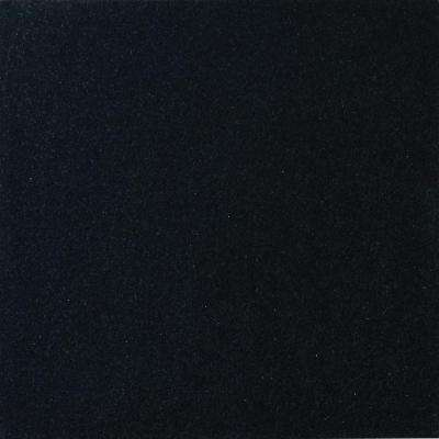 Absolute Black 12 in. x 12 in. Honed Granite Floor and Wall Tile (10 sq. ft. / case)