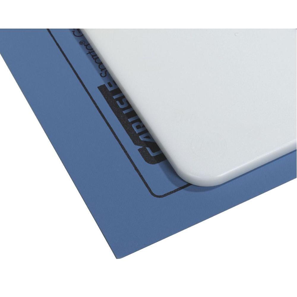 Carlisle Rubber Blue Cutting Board Mat 6 Pack 1180114