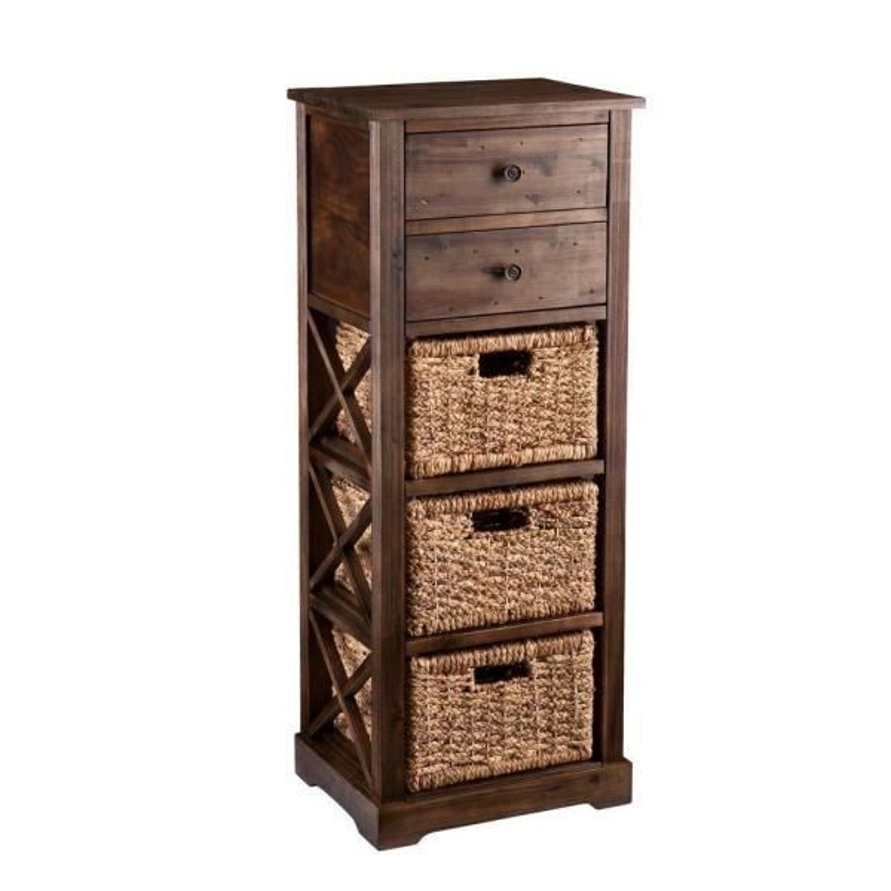Southern Enterprises Antique Brown Chest HD866277