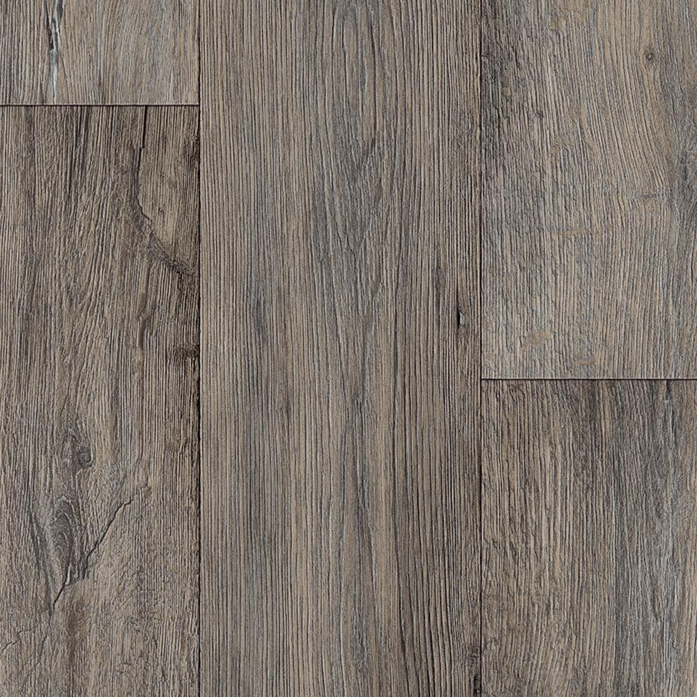 Trafficmaster Barnwood Oak Grey 13 2 Ft Wide X Your Choice Length Residential Vinyl Sheet Flooring