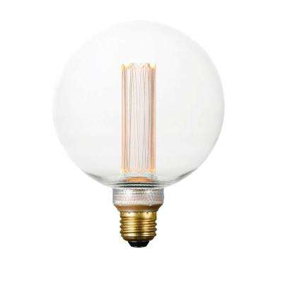 60-Watt Equivalent G40 Dimmable 22K LED Light Bulb (1-Bulb)