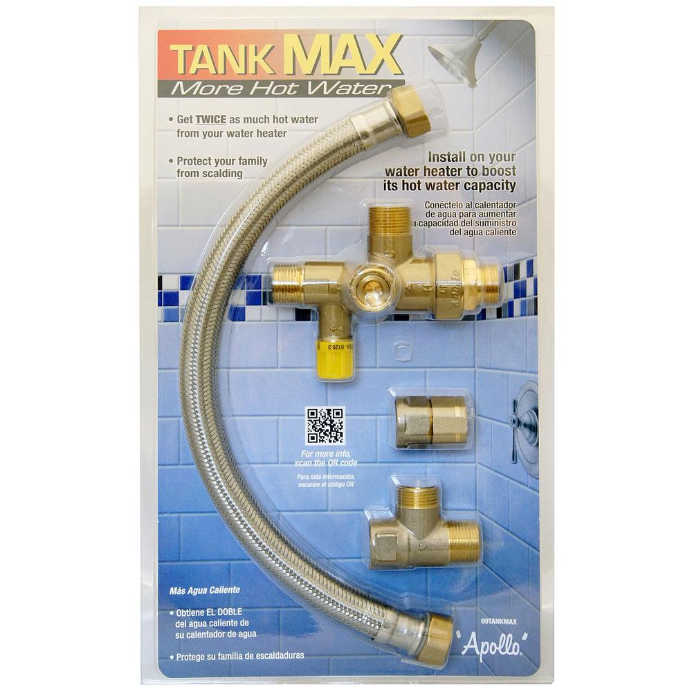 Apollo Tank Max Hot Water Extender System
