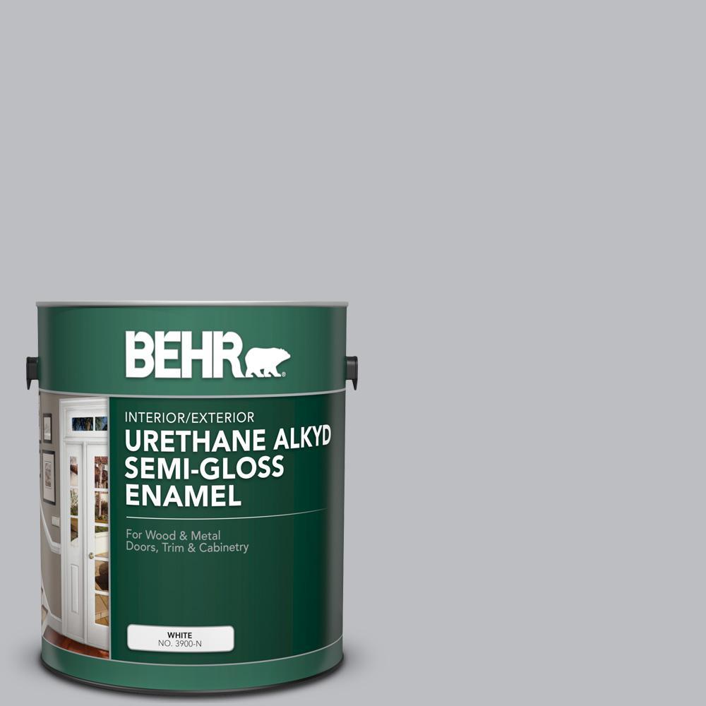 1 gal. #N530-3 High Speed Access Urethane Alkyd Semi-Gloss Enamel Interior/Exterior Paint