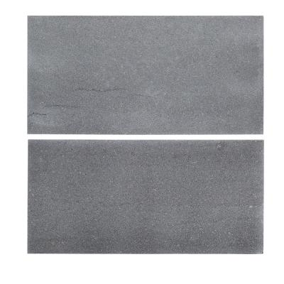 Basalt Gray 6 in. x 12 in. Honed Basalt Floor and Wall Tile (1 sq. ft. / pack)