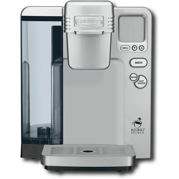Cuisinart Keurig Single Serve Coffee Maker