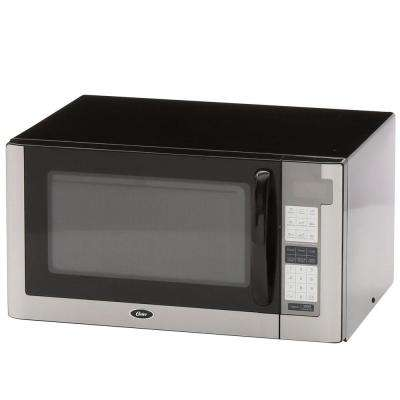 1.4 cu. ft. 1200-Watt Countertop Microwave in Black
