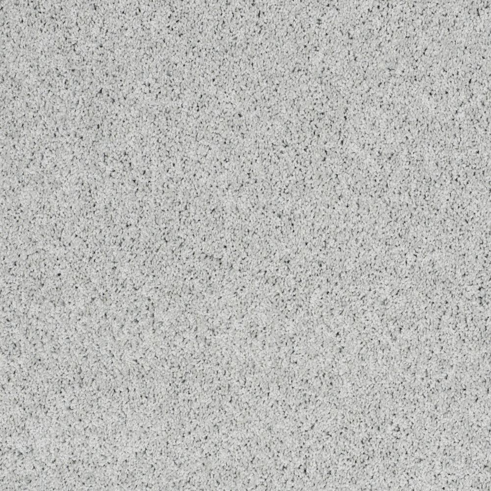 Martha Stewart Living Port Stanwick I - Color Driftwood Gray 6 in. x 9 in. Take Home Carpet Sample-DISCONTINUED